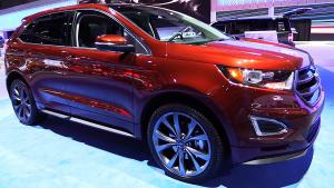 福特锐界Sport  采用AWD全轮驱动系统