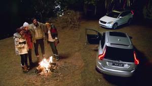 沃尔沃XC60豪华SUV 挥别2016迎新年