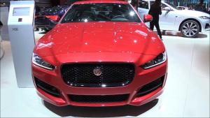 2017款捷豹XE运动版 创新铝质车身结构