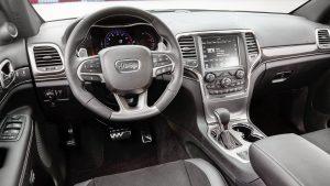 2017款Jeep大切诺基 内饰配置提升