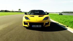路特斯Evora400 速度更快动力更强劲