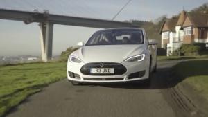特斯拉Model S 拥有一个清洁的未来