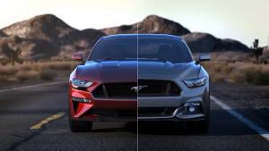 新旧福特Mustang GT 外观内饰动态对比
