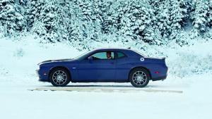 道奇挑战者GT四驱版 搭3.6L V6引擎