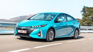 新丰田普锐斯插电混动版 续航里程提升