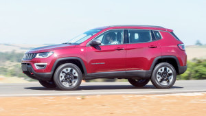 2017款Jeep指南者Trailhawk 泥泞路测试