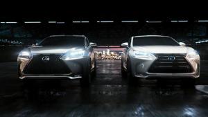 蓄势待发 2017款雷克萨斯NX豪华中型SUV