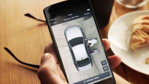 全新一代宝马5系 配备3D环视影像系统