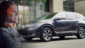 2017款本田CR-V都市SUV 做梦想助力者