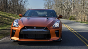 2017款日产GT-R外观展示 进气口增大