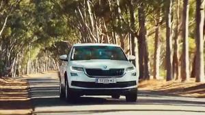 斯柯达柯迪亚克中大型SUV 第二季度上市