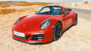 媒体试驾 全新款保时捷911 Carrera GTS