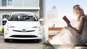丰田油电混合动力系统 引领环保新风尚