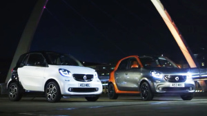 smart fortwo/forfour 畅游泰恩河畔