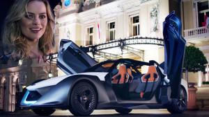 日产携Margot Robbie 电动车创造新世界