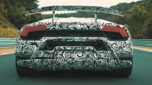 兰博基尼Huracan特别版 或纽北最快车