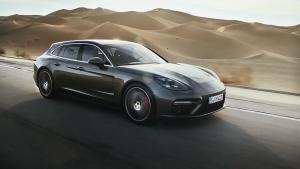 2017日内瓦车展 Panamera旅行版将亮相
