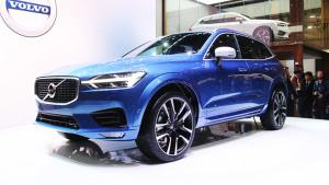 2017日内瓦车展 全新沃尔沃XC60亮相