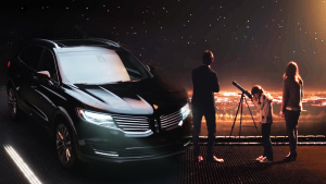 2017款林肯MKX美规版 配360度影像系统