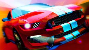 福特野马Shelby GT350 详解设计理念