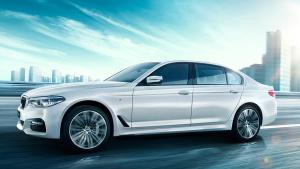 全新宝马5系Li六月上市 设计向7系看齐