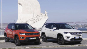 全新Jeep指南者外观 硬派SUV经典风格