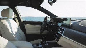 2018款宝马6系GT内饰 空间媲美中型SUV