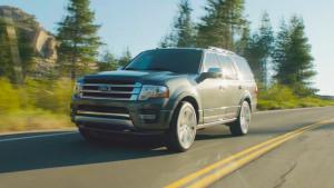 2017款福特征服者 采用3.5L V6发动机