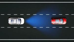 日产探路者 智能巡航控制系统详解