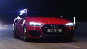 全新奥迪RS5 Coupe 采用碳陶瓷制动盘