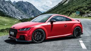 ABT改装奥迪TT RS-R 声浪迷人山路狂飙