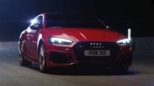 全新一代奥迪RS5 Coupe 百公里加速3.9s