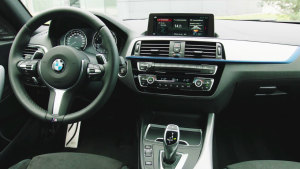 新款宝马2系双门轿跑 人机交互系统升级