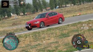 阿尔法罗密欧Giulia中级轿车 圈速测试