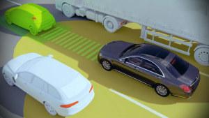 奔驰S级 智能车身控制系统详解