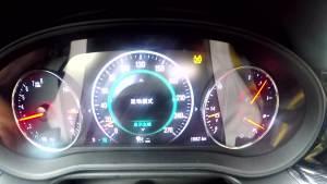 全新一代君威1.5T 百公里加速实测