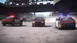 《极品飞车20》火爆预告 惊险公路夹击