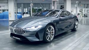 宝马集团将携众新车 亮相法兰克福车展
