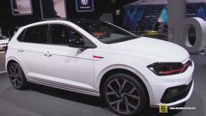 2017法兰克福车展 大众Polo GTI发布