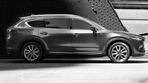 2018款马自达CX-8 车内提供七座版
