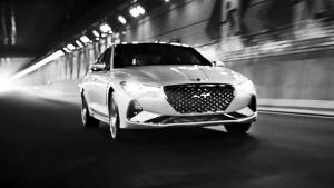 现代捷恩斯G70 定位于运动中型车