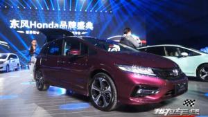 Honda品牌盛典 新思铂睿锐混动与新杰德发布