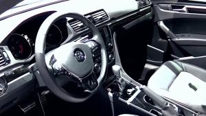 2018款大众帕萨特B8 GT Sport 细节实拍