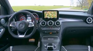 2018款奔驰AMG GLC 63 S 内饰细节展示