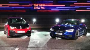 海外首试 全新BMW i3s及M5
