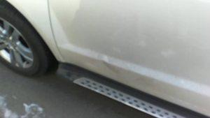 车门上的小凹陷怎么来修复?什么方法最省钱?