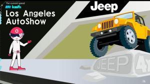 8车道:逆天的硬派越野 全新Jeep牧马人