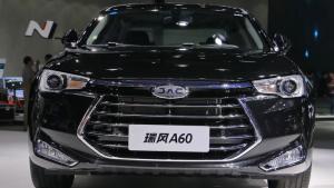 江淮瑞风A60获得C-NCAP碰撞5星安全评价