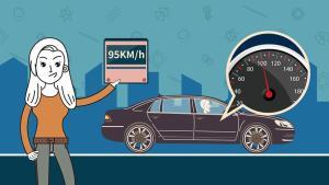 老司机多年经验总结,这样开车能避免很多超速罚单!