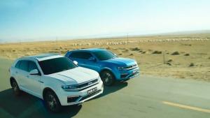 高性能中型长轴SUV众泰大迈X7福州试驾